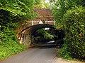 Railway Bridge at Walkford - geograph.org.uk - 478410.jpg