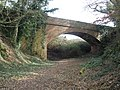 Railway bridge, near Knowle - geograph.org.uk - 1180703.jpg
