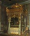 Ranken, William Bruce Ellis; State Bed at Osterley Park.jpg