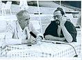 Ranko Munitic (1943-2009), right, with Zaim Muzaferija.jpg