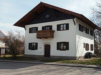 Greifenberg - Town hall