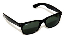 new wayfarer ray ban q1d6  Ray-Ban New Wayfarer sunglasses RB2132 901L