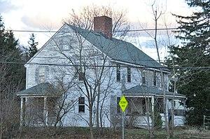 Timothy Hartshorn House - Image: Reading MA Timothy Hartshorn House