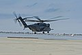 Rear Admiral J.R. Haley, Commander, Naval Air Force Atlantic flew in an MH-53E Sea Dragon 150304-N-YR571-073.jpg