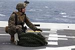 Recon Marines Fast Rope onto the USS Green Bay (LPD 20) 150310-M-CX588-102.jpg