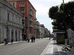 Reggio Calabria.-Corso Garibaldi 2