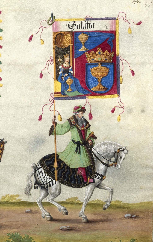 Reino de Galicia - Albrecht Altdorfer