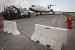Relocation of Kish Air Tupolev Tu-154 (EP-LBR) to the Kish Island coast (9).jpg