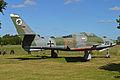 Republic RF-84F Thunderflash 'EB-250' (14345558289).jpg