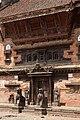 Restored Building, Yatkha Bahal (5186688061).jpg