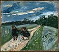 Return From School (c.1939) oil on canvas, 18 x 19.75 in., The Phillips Collcetion, Washington, D. C.jpg