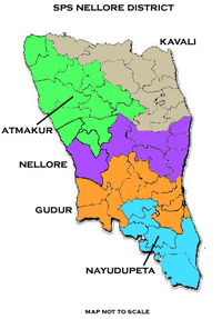 Revenue divisions map of Nellore district.png