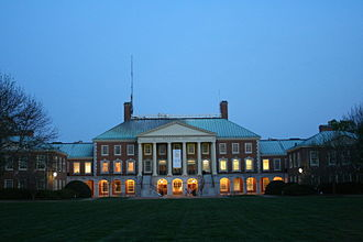 Wake Forest University - Reynolda Hall, Wake Forest University