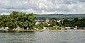 Rhine, Germany. Church of Oestrich Winkel, seen from the Ingelheim ferry. - panoramio.jpg