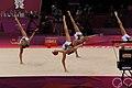 Rhythmic gymnastics at the 2012 Summer Olympics (7915577790).jpg