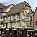 Ribeauvillé - Maison - 1 place de la 1ère Armée (pas dans liste) (1-2016) P1050698cr cr.jpg
