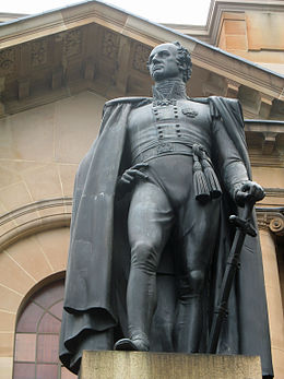 RichardBourkeLibraryStatue.jpg