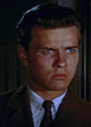 Richard Davalos - Richard Davalos in East of Eden (1955)