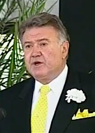 Richard Pratt (Australian businessman) - Pratt in 1997