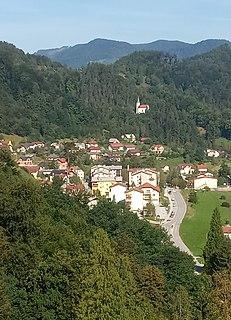 Rimske Toplice Place in Styria, Slovenia