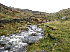 River Duddon - The Duddon south of Pike of Blisco
