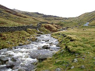 River Duddon river in the United Kingdom