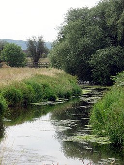 River Yeo - geograph.org.uk - 1392415