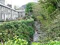 River running alongside River Terrace, Trefor - geograph.org.uk - 1286430.jpg