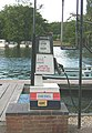 Rivercraft Fuel Pump, Henley On Thames - geograph.org.uk - 1471079.jpg