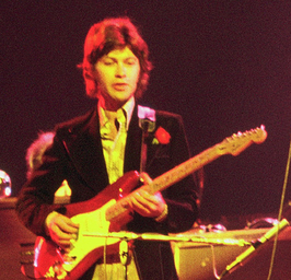 Robbie Robertson in 1974.