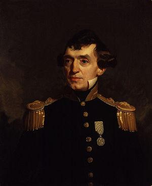 Robert McCormick (explorer) - Robert McCormick, by Stephen Pearce.