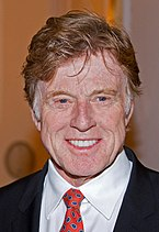 Robert Redford in the 2010s.