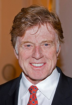 Robert Redford - Redford in April 2012