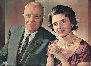 Robert Casadesus - Robert and Gaby Casadesus