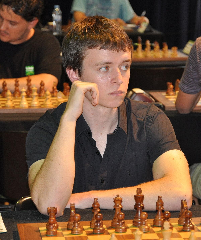 Maxim Alekseyevich Khvartskiya