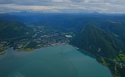 Rognan in Saltdal seen from the air.jpg