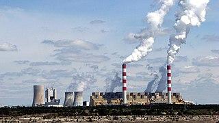 Bełchatów Power Station coal power plant