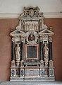 Roma, Basilica di Santa Cecilia, lapide.jpg