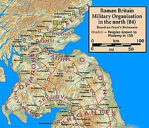 Novantae - Image: Roman.Scotland.north .84