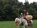 Roman Cavalry Reenactment - Roman Festival at Augusta Raurica - August 2013-033.JPG
