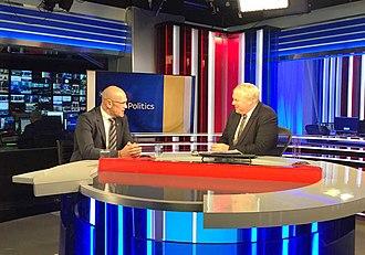 """Sky News - Image: Romeva a Sky News """"Si el 'sí' guanya el referèndum, Catalunya serà un estat independent"""""""