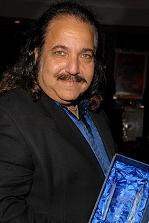 Ron Jeremy American pornographic actor and filmmaker