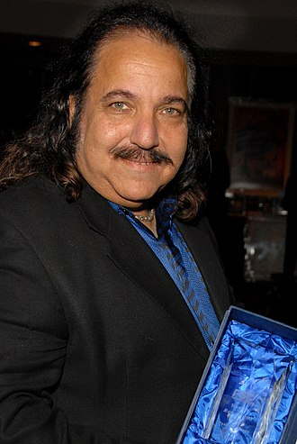 "Ron Jeremy - Jeremy receiving the ""Positive Image Award"" at the ""Free Speech Coalition Awards Annual Bash Event"", Los Angeles, November 2009"
