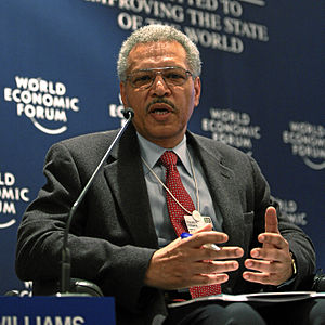 Ron Williams - World Economic Forum, Davos 2010
