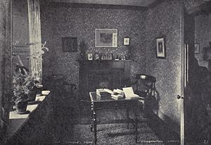 Sartor Resartus - Room in which Sartor Resartus was written.