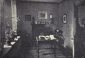Sartor Resartus - Room in which Sartor Resartus was written.