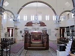 Rosi, Kahal Shalom Synagogue, int. 01.JPG