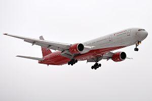 Rossiya Airlines - Rossiya Airlines Boeing 777-300