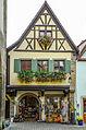 Rothenburg ob der Tauber, Plönlein 10-20121012-001.jpg