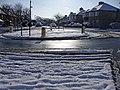Roundabout, Merrivale, London N14 - geograph.org.uk - 1150421.jpg